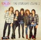 Bon Jovi - 'The Interviews Volume 2' CD